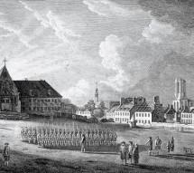 Le protestantisme comme religion officielle : Sous le Régime militaire (1759-1764)