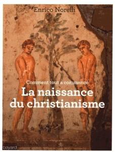 Norelli_naissance-du-christianisme
