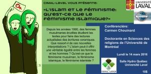 conférence CIMAl