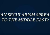 Islam | Le Moyen-Orient ne deviendra-t-il jamais séculier?