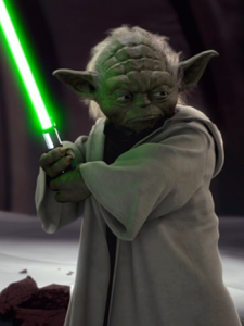 Yoda - Attack of the Clones