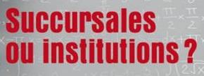 Compte-rendu | «Succursales ou institutions? Redonner sens à nos écoles» d'Émile Robichaud